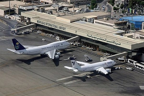 ۲هزار پرواز فوق العاده در نوروز ۹۸/افزایش پروازهای عبوری از ایران