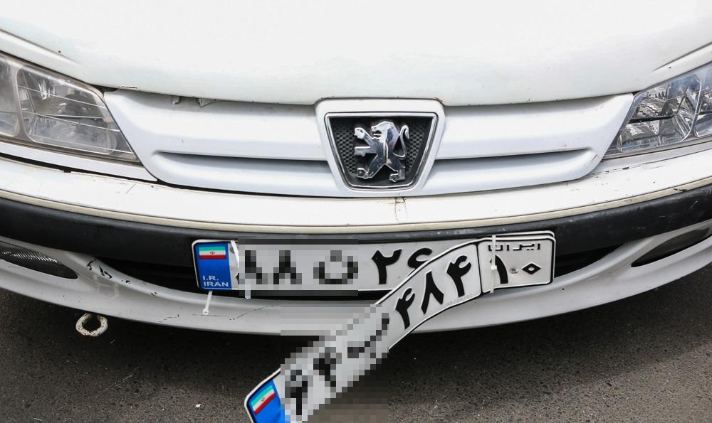 خبر خوش پلیس برای تهرانیها /کشف خودروهای سرقتی توسط دوربینها