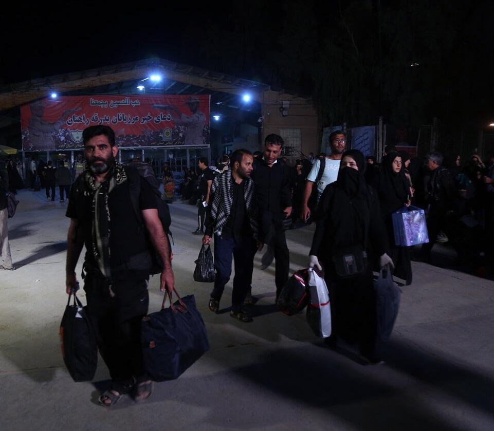 تعداد موکبهای ایرانی امسال به ۲ هزار و ۵۰۰ عدد رسید